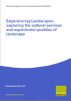 Experiencing Landscapes: Capturing the cultural services and experiential qualities of landscape (Thumbnail link to record)