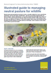 Illustrated guide to managing neutral pasture for wildlife (Thumbnail link to record)