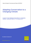 Adapting Conservation to a Changing Climate (Thumbnail link to record)