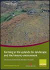 Farming in the uplands for landscape and the historic environment (Thumbnail link to record)