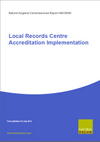Local Records Centre Accreditation Implementation (Thumbnail link to record)