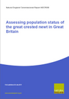 Assessing population status of the great crested newt in Great Britain (Thumbnail link to record)