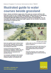 Illustrated guide to water courses beside grassland (Thumbnail link to record)