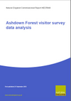 Ashdown Forest visitor survey data analysis (Thumbnail link to record)