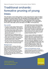 Traditional orchards: formative pruning of young trees (Thumbnail link to record)