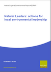 Natural Leaders: Actions for local environmental leadership (Thumbnail link to record)