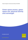 Green space access, green space use, physical activity and overweight (Thumbnail link to record)