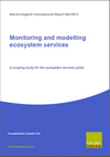 Monitoring and modelling ecosystem services: A scoping study for the ecosystem services pilots (Thumbnail link to record)