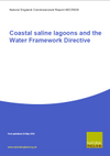Coastal saline lagoons and the Water Framework Directive (Thumbnail link to record)