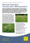 National Vegetation Classification: MG5 grassland (Thumbnail link to record)