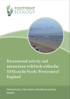 Recreational activity and interactions with birds within SSSIs on the North-West coast of England (Thumbnail link to record)