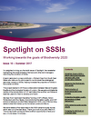 Spotlight on SSSIs – Working towards the goals of Biodiversity 2020: Issue 10 – Summer 2017 (Thumbnail link to record)