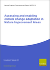 Assessing and enabling climate change adaptation in Nature Improvement Areas (Thumbnail link to record)