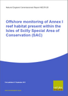 Offshore monitoring of Annex I reef habitat present within the Isles of Scilly Special Area of Conservation (SAC) (Thumbnail link to record)
