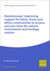 Kaleidoscope: Improving support for black, Asian and ethnic communities to access services from the natural environment and heritage sectors (Thumbnail link to record)