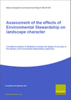Assessment of the effects of Environmental Stewardship on landscape character (Thumbnail link to record)
