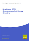 New Forest SSSI Geomorphological Survey Overview (Thumbnail link to record)