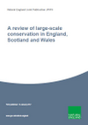 A review of large-scale conservation in England, Scotland and Wales (Thumbnail link to record)