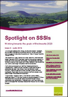 Spotlight on SSSIs  – Working towards the goals of Biodiversity 2020: Issue 6 – June 2015 (Thumbnail link to record)