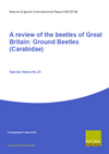 A review of the beetles of Great Britain: Ground Beetles (Carabidae) (Thumbnail link to record)